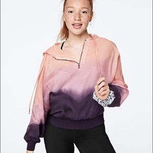 VS PINK SLOUCHY PULLOVER
